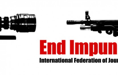 End Impunity Campaign 2014