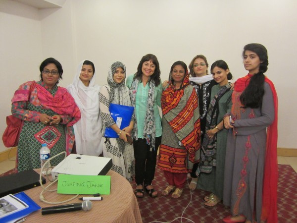 Gender Safety Workshop 2014, Pakistan