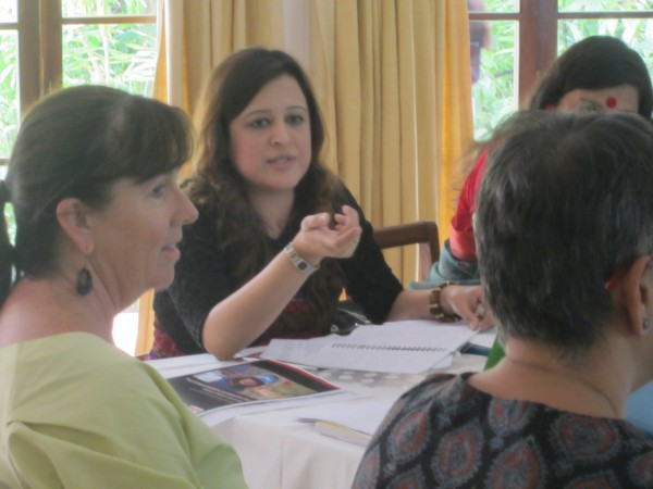 South Asia Gender Roundtable 2014, Nepal