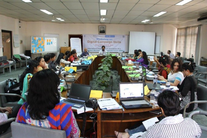 Digital Campaign Skills Workshop 2015, Bangladesh