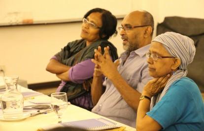 Free Media Movement, Sri Lanka Workshop, March 2016