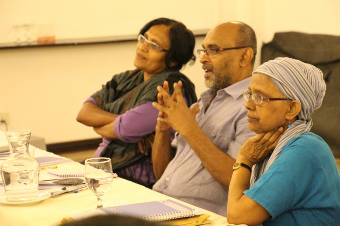 Free Media Movement, Sri Lanka Workshop, March 2016