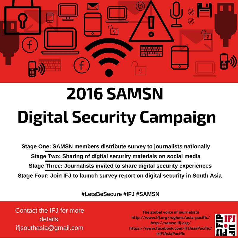 SAMSN Digital Security Campaign