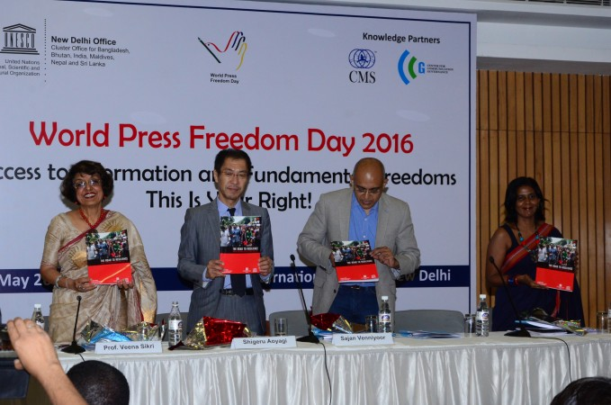 Launch of The Road to Resilience: Press Freedom in South Asia 2015-16