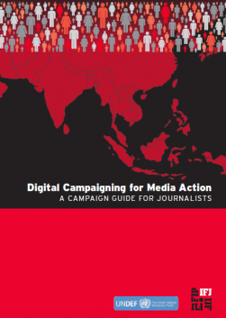 Digital Campaigning for Media Action: A Campaign Guide for Journalists