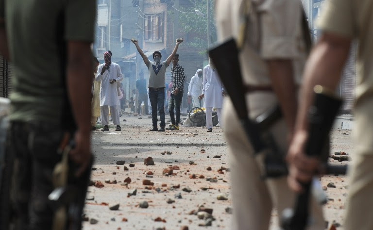 Journalists face difficulties as unrest in Kashmir continues