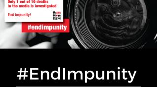 IFJ End Impunity Campaign 2016