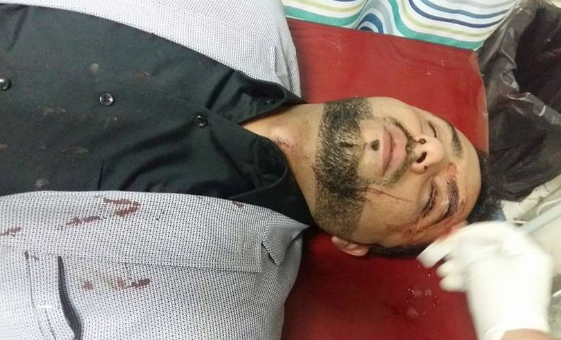 Afghan Times editor violently attacked returning from work