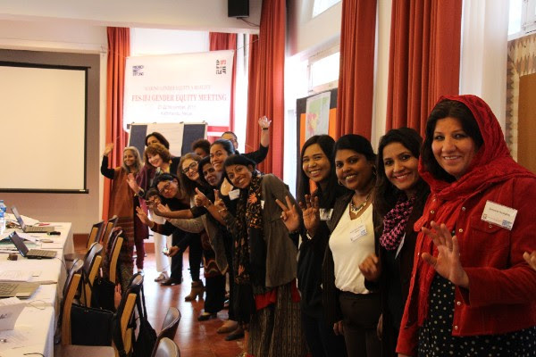 Asia-Pacific Unions make firm steps towards making gender equity a reality