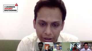 #JournosAgainstShutdowns: A South Asian Conversation