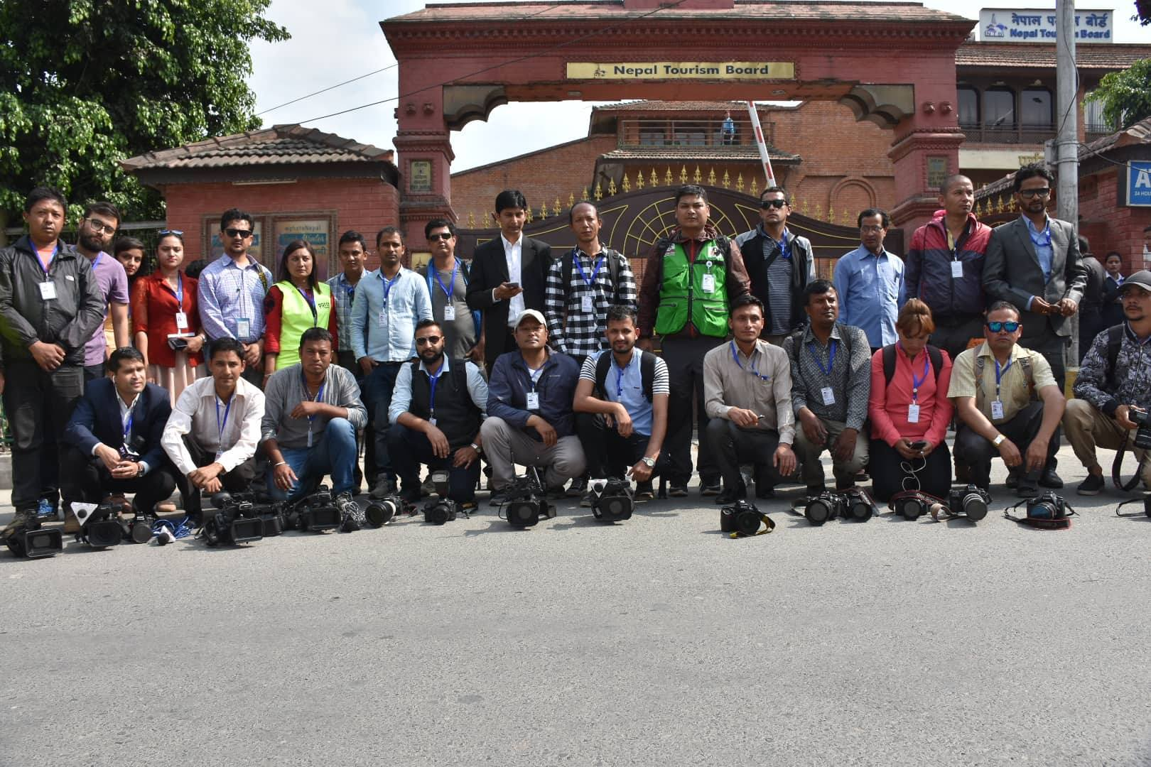Nepali media barred from covering Indian PM's visit