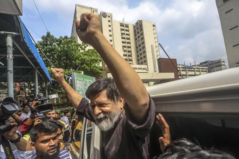 IFJ, SAMSN demand release of Shahidul Alam in Bangladesh