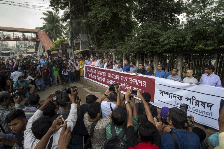 Restrictive broadcasting bill endorsed by Bangladesh government