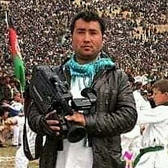 Photojournalist killed in targeted attack on election rally in Afghanistan