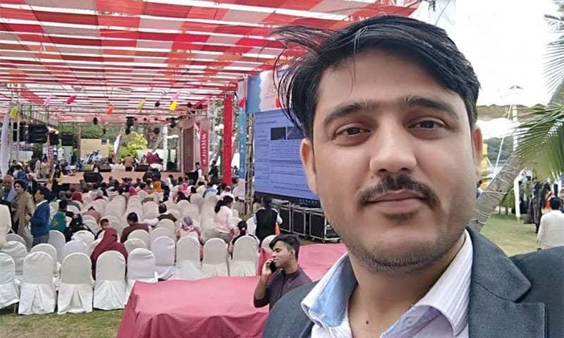 Pakistani journalist abducted from his home