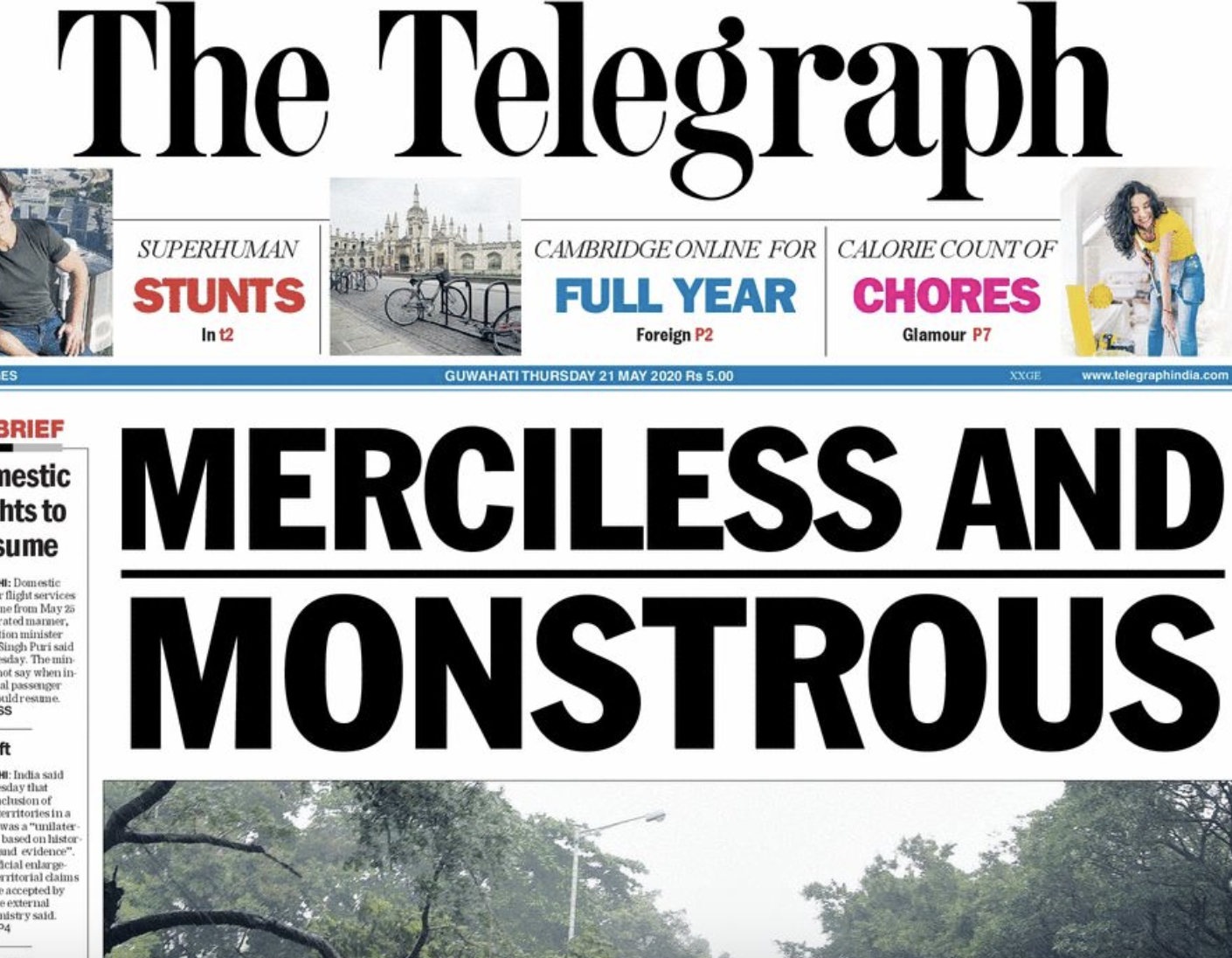 India: The Telegraph lays off 35 employees after Covid-19 pressures