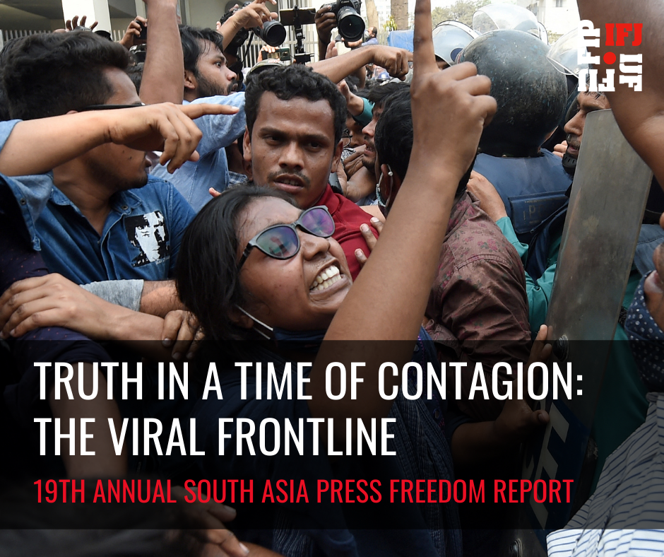 South Asia: Truth in a Time of Contagion: The Viral Frontline