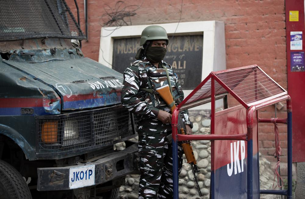 India: New form of censorship in Jammu and Kashmir
